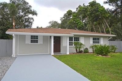 3620 Teal Avenue, Sarasota, FL 34232 - MLS#: A4405065
