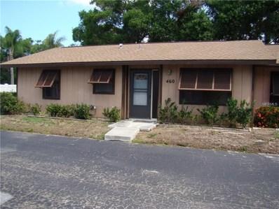 460 N Jefferson Avenue, Sarasota, FL 34237 - MLS#: A4405214
