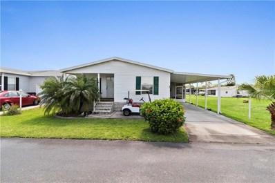 5130 Abc Road UNIT 66, Lake Wales, FL 33859 - MLS#: A4405254
