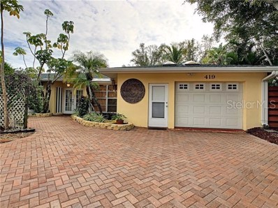 419 Clark Drive, Holmes Beach, FL 34217 - MLS#: A4405270