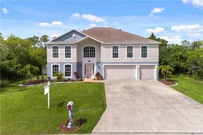 14203 Barbarossa Lane, Port Charlotte, FL 33981 - MLS#: A4405424