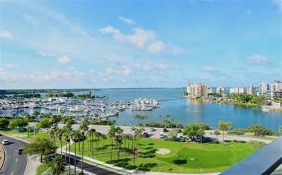 1155 N Gulfstream Avenue UNIT 808, Sarasota, FL 34236 - MLS#: A4405520