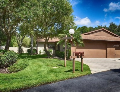 497 Oak Hill Circle UNIT 43, Sarasota, FL 34232 - MLS#: A4405696