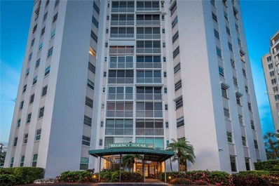 435 S Gulfstream Avenue UNIT 1008, Sarasota, FL 34236 - MLS#: A4406541