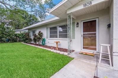 1808 32ND Street W, Bradenton, FL 34205 - MLS#: A4406569