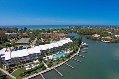 615 Dream Island Road UNIT 308, Longboat Key, FL 34228 - MLS#: A4406627