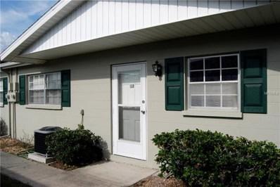 2782 Golf Course Drive UNIT 108, Sarasota, FL 34234 - MLS#: A4406712