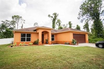 5781 Jonesboro Avenue, North Port, FL 34288 - MLS#: A4406853