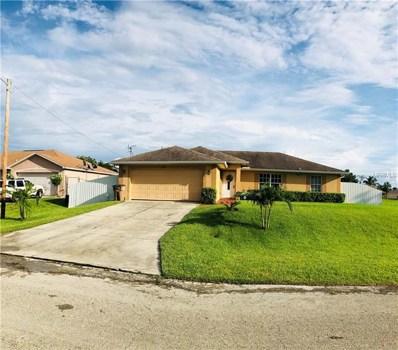 1118 11TH Street, Cape Coral, FL 33909 - MLS#: A4406869