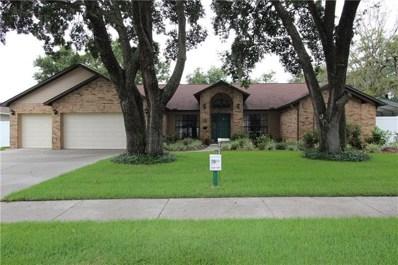 3026 Colonial Ridge Drive, Brandon, FL 33511 - MLS#: A4406955