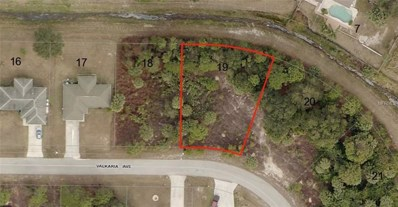 Valkaria Avenue, North Port, FL 34286 - MLS#: A4407083