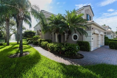 7463 Botanica Parkway UNIT 101, Sarasota, FL 34238 - #: A4407120