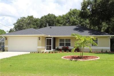 4238 N Chamberlain Boulevard, North Port, FL 34286 - MLS#: A4407334