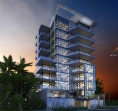1335 Second Street UNIT PH8, Sarasota, FL 34236 - #: A4407464