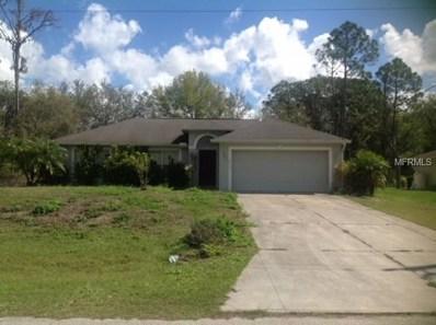 4116 Eagle Pass Street, North Port, FL 34286 - MLS#: A4407752