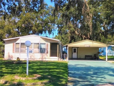 67 Meadowlark Circle, Ellenton, FL 34222 - MLS#: A4407844