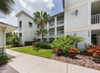 700 Gardens Edge Drive UNIT 711, Venice, FL 34285 - #: A4408015