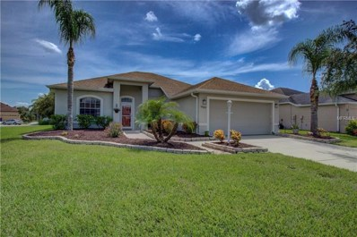 12605 30TH Street Circle E, Parrish, FL 34219 - MLS#: A4408038