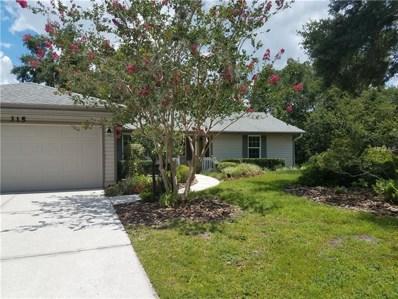 315 133RD Street E, Bradenton, FL 34212 - MLS#: A4408185