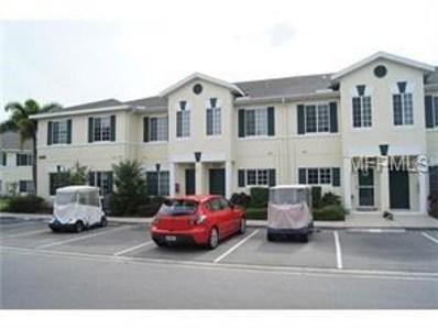 268 Cape Harbour Loop UNIT 106, Bradenton, FL 34212 - MLS#: A4408267