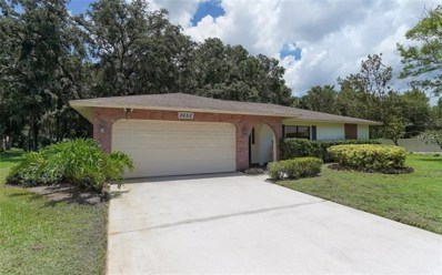 2452 McGuffy Circle, Sarasota, FL 34235 - MLS#: A4408287