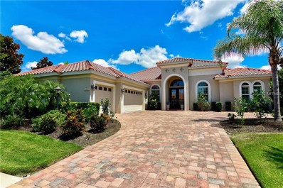 15407 Leven Links Place, Lakewood Ranch, FL 34202 - MLS#: A4408322