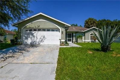 2873 S Salford Boulevard, North Port, FL 34287 - MLS#: A4408370