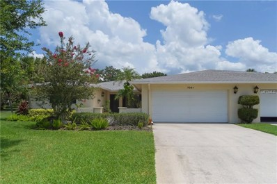 7081 Fairway Bend Circle UNIT V125, Sarasota, FL 34243 - MLS#: A4408411