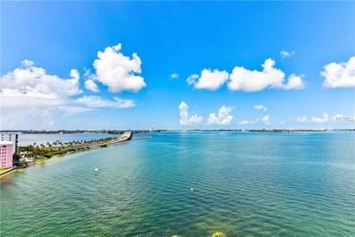 888 Blvd Of The Arts UNIT 1403, Sarasota, FL 34236 - MLS#: A4408452