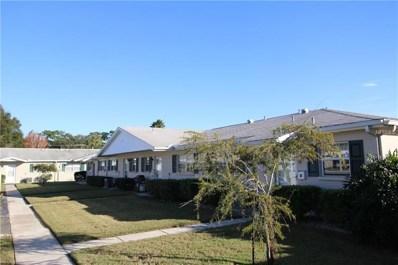 2760 Golf Course Drive UNIT 110, Sarasota, FL 34234 - MLS#: A4408932
