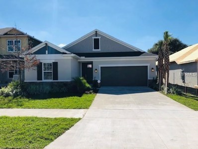 8012 Marbella Creek Avenue, Tampa, FL 33625 - MLS#: A4408976