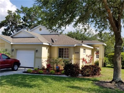205 28TH Street W, Palmetto, FL 34221 - MLS#: A4409011