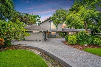 1580 Hillview Drive, Sarasota, FL 34239 - MLS#: A4409188