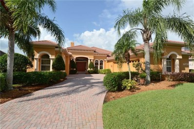 9904 Old Hyde Park Place, Bradenton, FL 34202 - MLS#: A4409253
