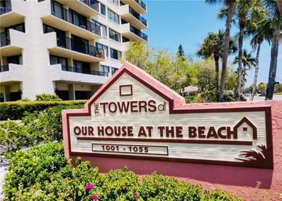 1001 Beach Road UNIT A-403, Sarasota, FL 34242 - MLS#: A4409280