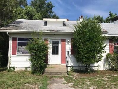 409 N Saint Clair Abrams Avenue, Tavares, FL 32778 - MLS#: A4409298