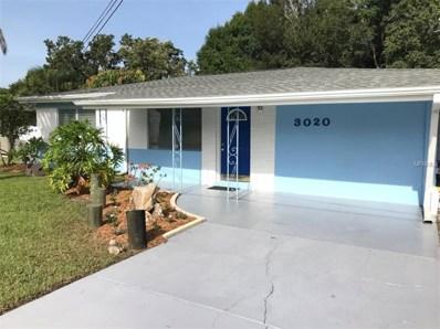 3020 Pafko Drive, Sarasota, FL 34232 - MLS#: A4409363