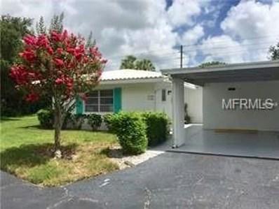 4246 Roxane Boulevard UNIT 106, Sarasota, FL 34235 - MLS#: A4409506