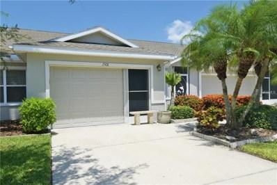2508 Fairway Oaks Drive, Palmetto, FL 34221 - MLS#: A4409529