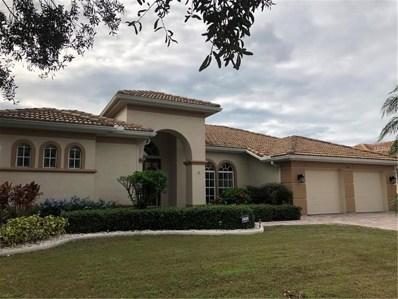 1321 Crystal Greens Drive, Sun City Center, FL 33573 - MLS#: A4409614