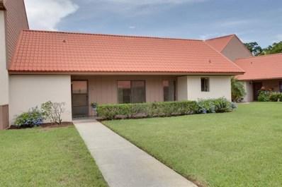 6507 Draw Lane UNIT 68, Sarasota, FL 34238 - MLS#: A4409774