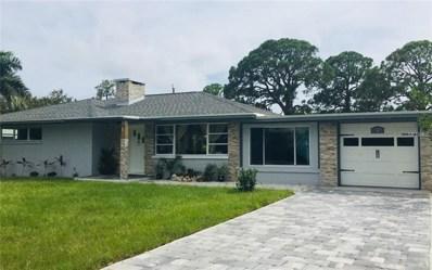 6214 Brentwood Avenue, Sarasota, FL 34231 - MLS#: A4409781