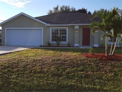 8315 Glover Avenue, North Port, FL 34291 - MLS#: A4409804