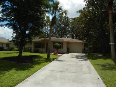 4750 Brickell Drive, North Port, FL 34286 - MLS#: A4410004