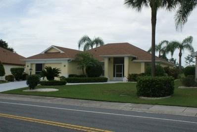 2345 E Del Webb Boulevard, Sun City Center, FL 33573 - MLS#: A4410009