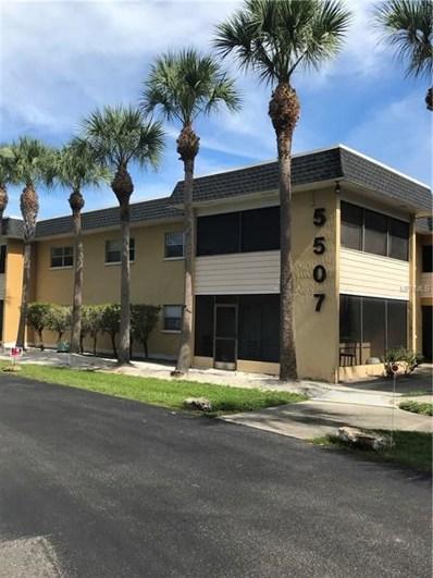5507 Fountain Lake Circle UNIT B205, Bradenton, FL 34207 - MLS#: A4410142