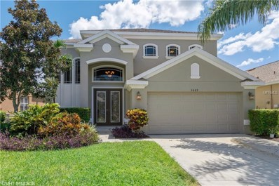 3669 Summerwind Circle, Bradenton, FL 34209 - MLS#: A4410191