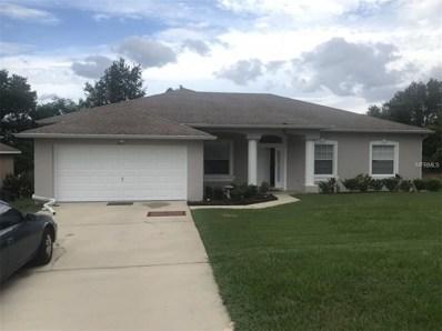 2445 Delbarton Avenue, Deltona, FL 32725 - MLS#: A4410505
