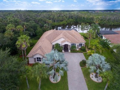 11531 Savannah Lakes Drive, Parrish, FL 34219 - MLS#: A4410770