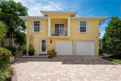 16 Island Circle, Sarasota, FL 34242 - #: A4411014